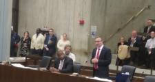 City Councilors Tito Jackson and Sal Lamattina