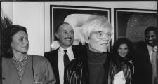 Photograph of Andy Warhol by Roger Farrington appears in new Boston exhibit