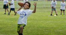 NFL youth football camps are more controversial as more is known about brain injury.