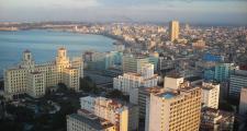 Hotel Nacional y Malecon de La Habana
