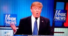 Donald Trump defends 'hands' attack