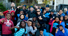 #Black With Blue mobile studio brings harmony to Boston police and youth