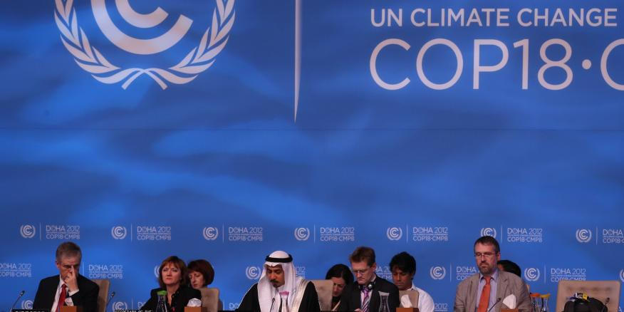 doha climate change negotiations International action on climate change climate negotiations paris proposal for a council decision on the conclusion of the doha amendment to the kyoto.